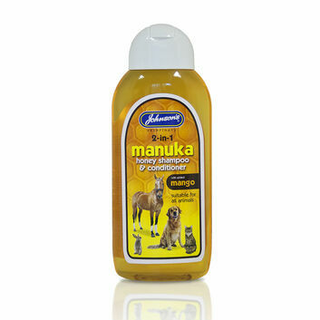Johnson\'s Veterinary Manuka Honey Shampoo