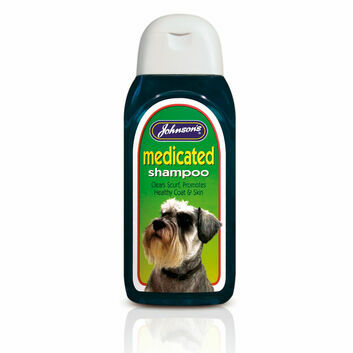 Johnson\'s Veterinary Medicated Shampoo