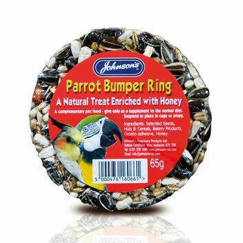 Johnson\'s Veterinary Parrot Bumper Ring