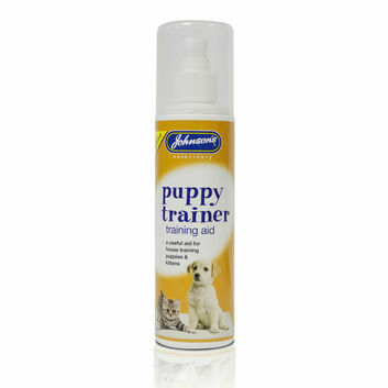 Johnson\'s Veterinary Puppy & Ktten Trainer