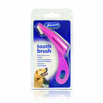 Johnson\'s Veterinary Toothbrush