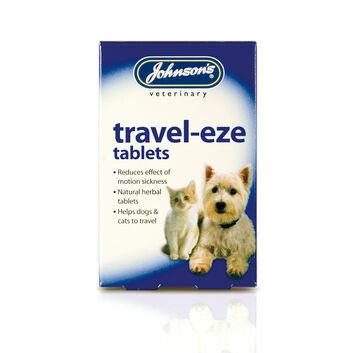 Johnson\'s Veterinary Travel-Eze Tablets