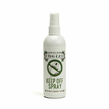 King Catnip Cat Keep Off Spray