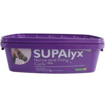 Nettex Supalyx Horse & Pony Garlic - 12.5kg