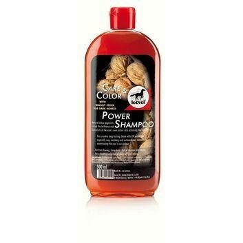 Leovet Power Shampoo For Dark Horses