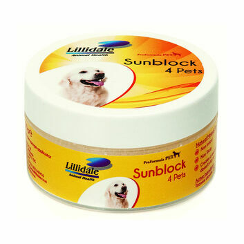 Lillidale Sunblock Powder 4 Anmals