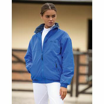 Mark Todd Blouson Jacket Fleece Lined Unisex Royal