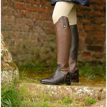 Mark Todd Competition Field Sport Boots Brown