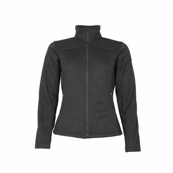 Mark Todd Jacket Softshell Perforated Black/Silver