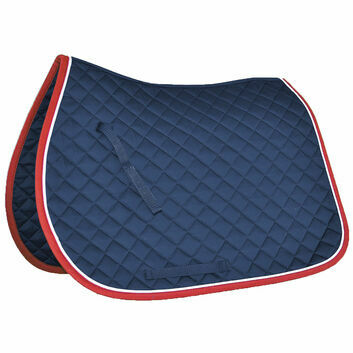 Mark Todd Piped Saddlepad Cob