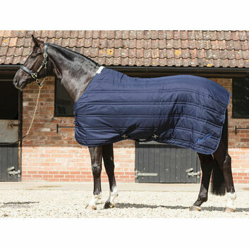 Mark Todd Stable Rug Lightweight Quilted Navy/Royal