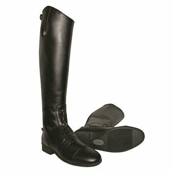 Mark Todd Toddy Tall Synthetic Field Boots Black