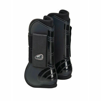Masta Tendon Boots Open Deluxe Black
