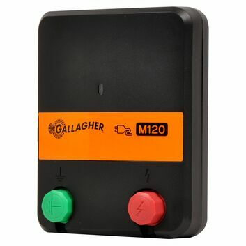 Gallagher M120 Mains Electric Fence Energiser