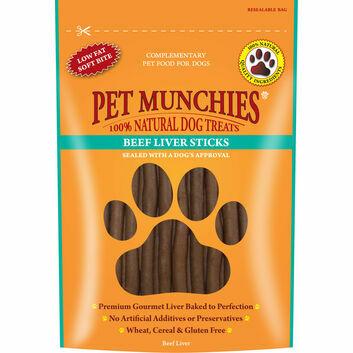 Pet Munchies Beef Liver Sticks