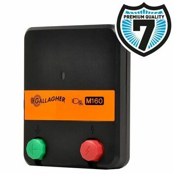 Gallagher M160 Mains Electric Fence Energiser