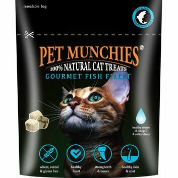 Pet Munchies Gourmet Treats For Cats