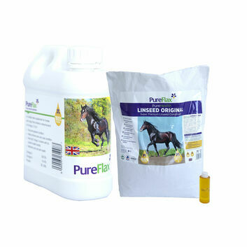 Pureflax Linseed Oil For Horses - Offer 1