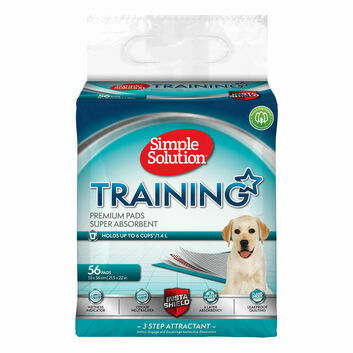 Simple Solution Premium Puppy Training Pads