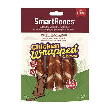 Smartbones Chicken Wrapped Chews