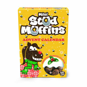 Stud Muffins Mini Christmas Advent Calendar
