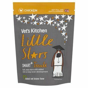 Vet\'S Kitchen Little Stars Dog Treat Chicken Smart+