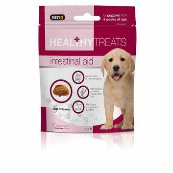 Vetiq Healthy Treats Intestinal Aid For Puppies