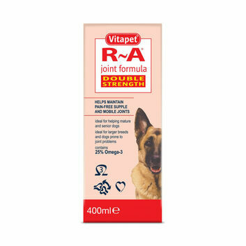 Vitapet Double Strength R-A Formula