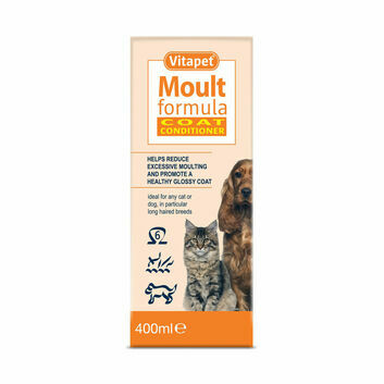 Vitapet Moult Formula/Coat Conditioner