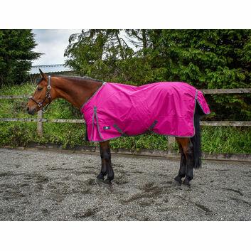 W-Horse Turnout Rug Lightweight Finn 50 Gm Fuschia
