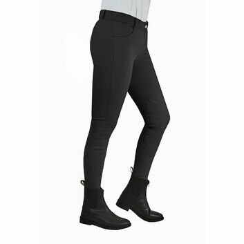 Whitaker Breeches Maya Black Bk01