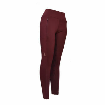 Whitaker Riding Tights Legend Burgundy