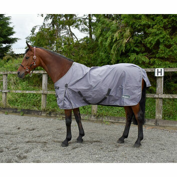 Whitaker Turnout Rug Lightweight Lydgate 0 Gm Light Grey