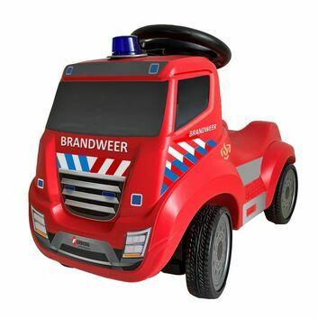 Ferbedo Walk Fire Brigade Truck