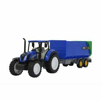Jamara New Holland Tractor + Tipper set 1:32