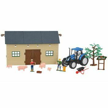 Jamara New Holland Farm Set 1 1:32