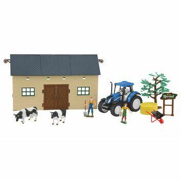 Jamara New Holland Farm Set 2 1:32