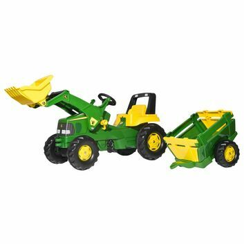 Rolly rollyJunior John Deere Ride-On Tractor