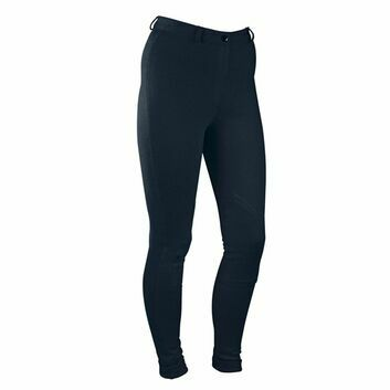 Harry Hall Jodhpurs Harper Ladies Navy