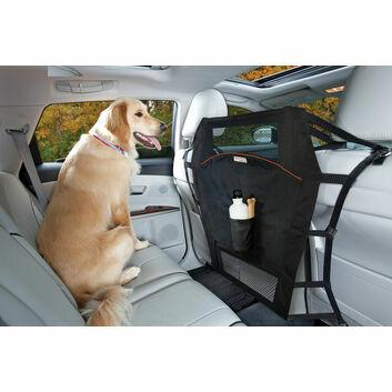 Kurgo Backseat Barrier Black