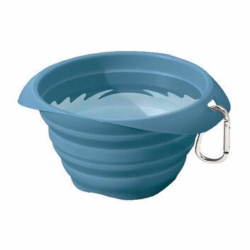 Kurgo Collapse-A-Bowl Blue