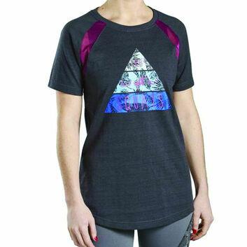Tottie T-Shirt Samantha Grey
