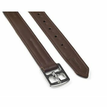 Whitaker Stirrup Leathers Oak Brown