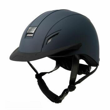 Whitaker Vx2 Riding Helmet Navy