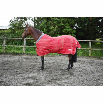 Whitaker Stable Rug Walcot 200 Gm Red