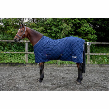 Whitaker Stable Rug Edenfield 200 Gm Navy