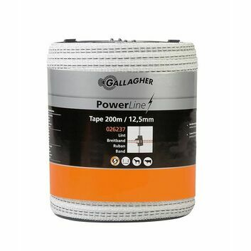 PowerLine Tape 12,5mm 200m