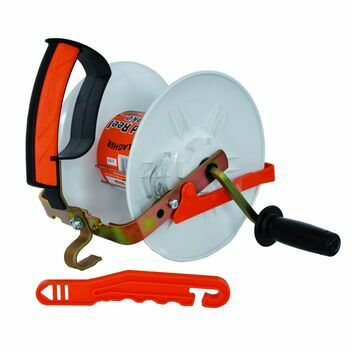 Gallagher Geared Electric Fence Reel (500m)