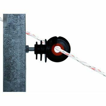 10 x Gallagher XDI Bolt-On Ring Insulator
