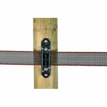 5 x Gallagher TurboLine Corner/Strain Tape Insulator
